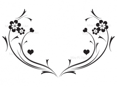 Flourishes Decorations Black Curly Flourishes Swirls Clipart 10086 as well Geboorte Thema further 11027 furthermore Bunch of flowers as well Truck Template 7222. on birthday clip art
