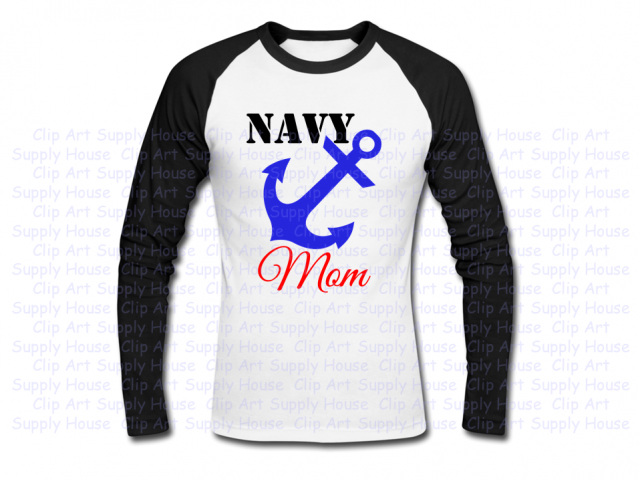 Military SVG File, Navy SVG Art, Support Our Troops Design